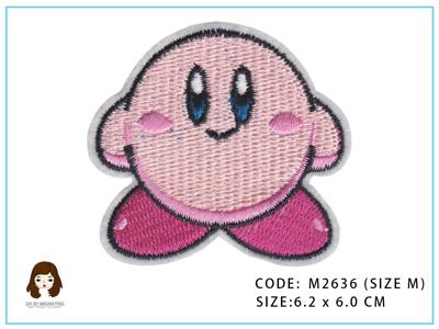 Kirby ตัวสีชมพู